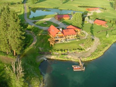 Stay & Golf on the Beautiful Pend Oreille River.  Call for accurate quote!!