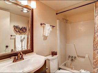Breckenridge condo photo - Classic Master Bathroom
