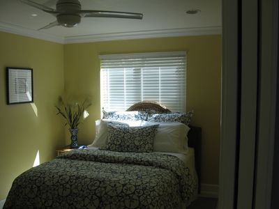 First floor guest bedroom