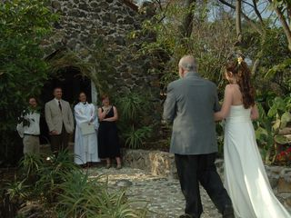 Tepoztlan estate photo - Chapel wedding