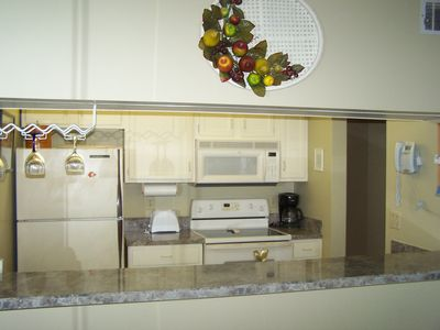 View of Kitchen