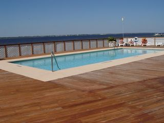 Pensacola Beach condo photo - Swimming pool