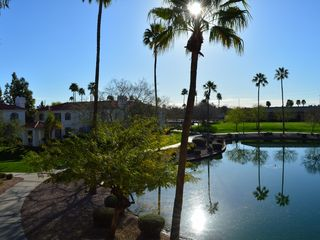Mesa condo photo - Lake View from Patio Area