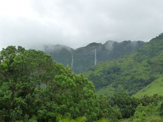 Kapaa house photo - Makaleha Mountains