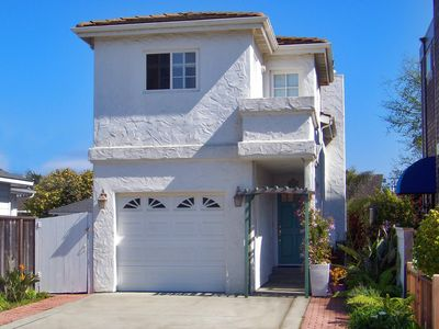 Santa Cruz house rental - Blacks Beach Retreat-Steps to Twin Lakes Beach
