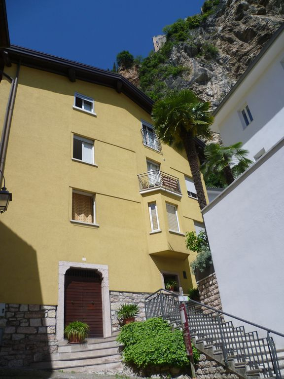 Apartment Situated in the historical center of Arco