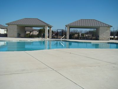 Community Pool open May 24th thru Labor Day Weekend