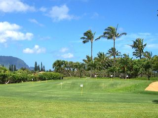 Princeville condo photo - Putting Green at The Cliffs