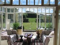 Luxury Historic Yorkshire Dales Country Manor in beautiful walled gardens