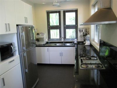 Fully equipped Western style Kitchen