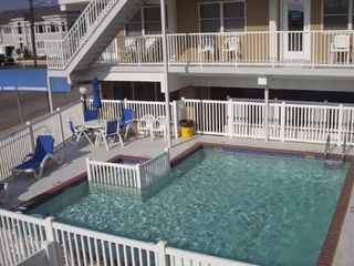 Wildwood Crest condo photo - 2nd pool