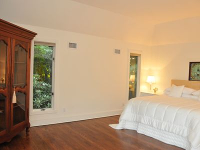 2nd large bedroom with views to Long Island Sound