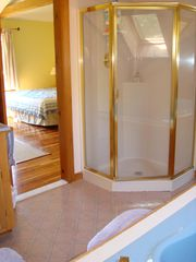 Middletown Springs house photo - Master bathroom