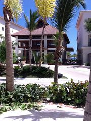 Punta Cana condo photo - Marina Lobby Entrance