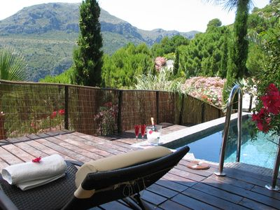 Casa Oleandro with plunge pool