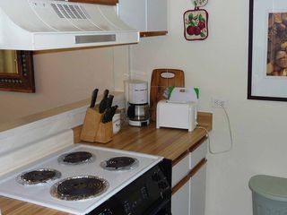 Humacao condo photo - The kitchen is fully equipped.