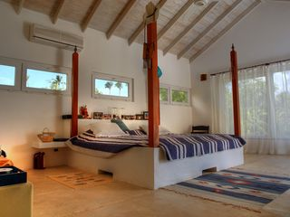 Las Terrenas house photo - Master bedroom