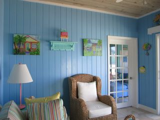 Elbow Cay and Hope Town house photo - Sunroom