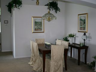 Indian Creek villa photo - Formal Dining