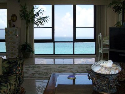 OCEANVIEW FROM LIVING ROOM COUCH