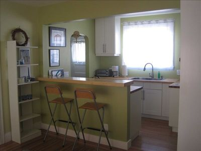 Berkeley house rental - Kitchen