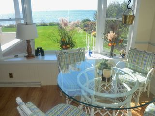 Kennebunk Beach house photo - Kitchen Dining Area