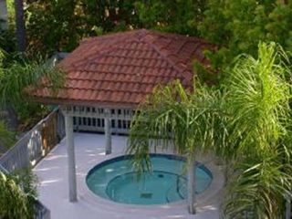 Treasure Island condo photo - South Hot tub