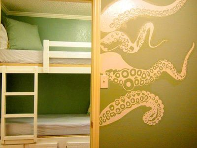 Galveston condo rental - Bunk Beds