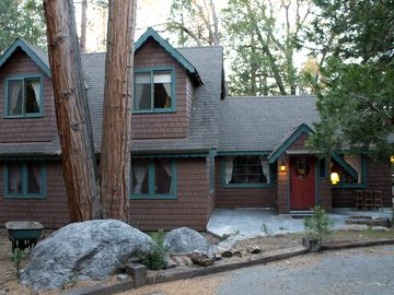 Idyllwild house rental