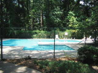 Sea Pines house photo - Greenwood Forest Community pool -- cool and inviting!
