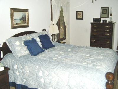 Harbor Springs house rental - Master Bedroom