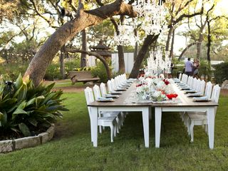 Austin estate photo - Venue Courtyard can be customized to your needs for an additional fee