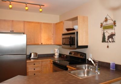 Kitchen with Updated Stainless Appliances