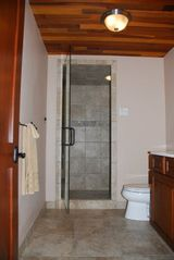Frisco house photo - Lower Level Steam Shower Bathroom - Amazing!