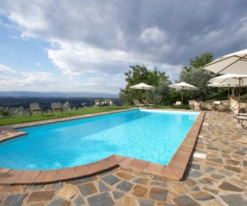 Apartments in country house near to Assisi