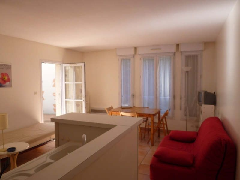 Apartment, 27 square meters