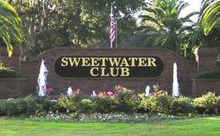 Sweetwater Club property rental photo - Sweetwater Club Entrance