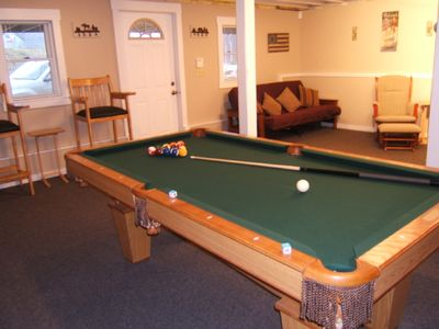 Pool Table, Board Games, Darts TV/DVD,Foosball