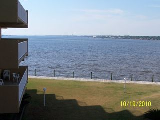 Gulf Shores condo photo - West View From Balcony