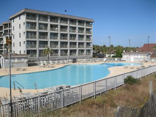 Myrtle Beach Resort condo photo - Oceanfront Pool (1 of 6 on property)