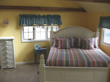 Master Bedroom - King with 1/2 bath