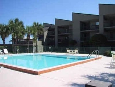 Small quiet 27 unit complex, limited beach driving, close to St. Augustine