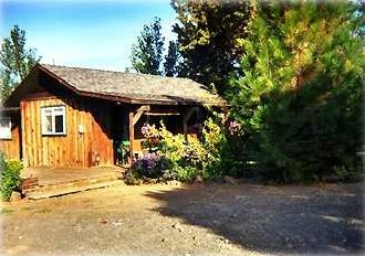 Country cabin located on 46 acres.  Private pond and great views.