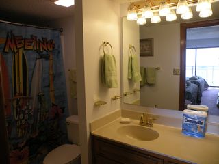 Blue Water Resort condo photo - Master Bathroom