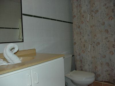 Tambor villa rental - Bathroom