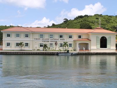 Virgin Islands National Park Visitors Center - Do not miss!