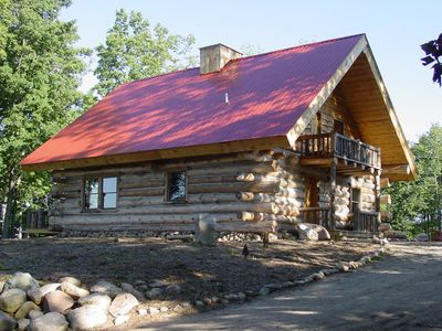 Crystal Mountain, Thompsonville lodge rental - HillTop Lodge (North-side)