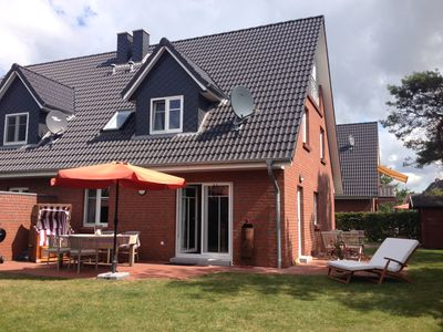 Modern holiday house with 127 m² and luxury equipment in a good location in the village