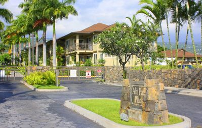 Welcome to Alii Park Place in Kailua Kona, Hawaii.