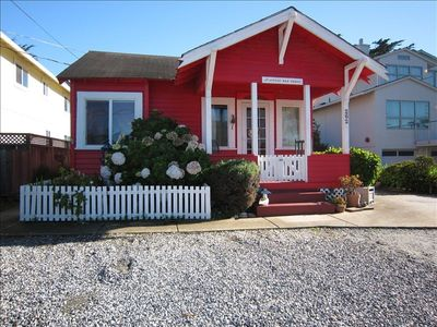39 quaint cottage by the sea 39 vrbo for Vacation rentals san francisco bay area